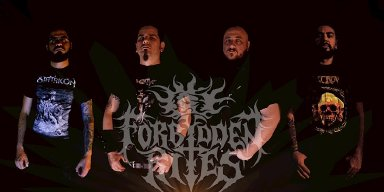 FORBIDDEN RITES finally delivers the awaited debut album, Pantheon Arcanum