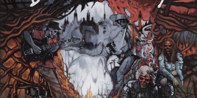 DAGGERPLAY Announce 'Subterranean Reality' Album Vinyl Release In November
