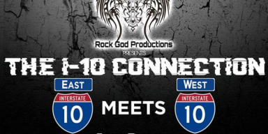 Rock God Productions Presents : The I-10 Connection-East Meets West Featuring Tribulance!