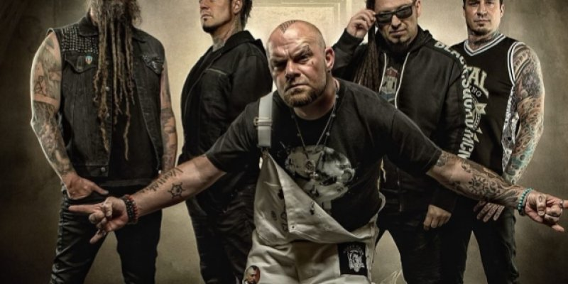 FIVE FINGER DEATH PUNCH Drummer JEREMY SPENCER To Sit Out Fall Tour; Temporary Replacement Announced