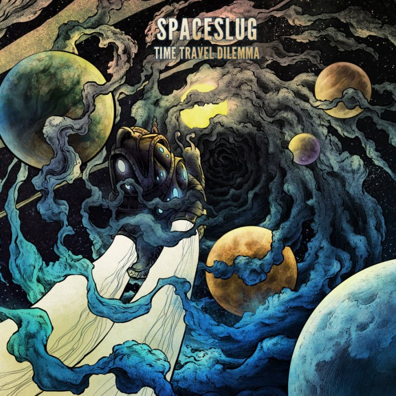 Spaceslug – Time Travel Dilemma