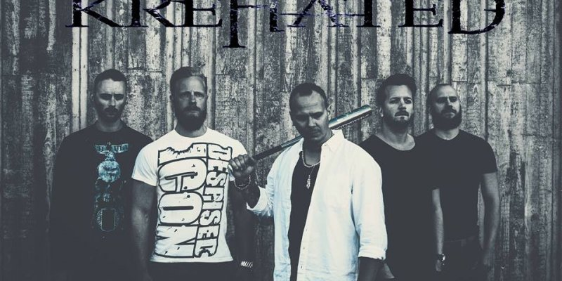 """Stockholm, Sweden's KREHATED have released a powerful new video for their new single, """"Elise"""" - which can be viewed here!"""