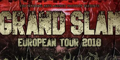 Grand Slam European 2018 November Tour