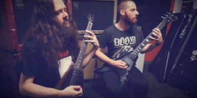 """KHEMMIS Unveils """"Flesh To Nothing"""" Guitar Playthrough Video; Tour Dates Surrounding Decibel Metal And Beer Fest Loom"""