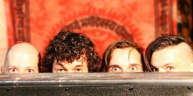 "Winnipeg Proggers DIZZY MYSTICS Announce Ontario Tour Dates; New Single ""Diamond Duller"""