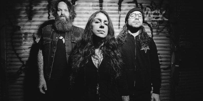 "YATRA: The Obelisk Debuts ""Black Moon,"" The Lead Single To Their Death Ritual Debut LP; Album By Maryland Doom Trio Nears Release Through Grimoire Records"