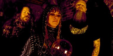 Canada's mantra doom act  Zaum have signed a multi album deal with LISTENABLE.
