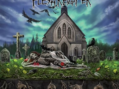 """FLESHREAPER sign to Horror Pain Gore Death Productions; """"Blue Skies Laced With Pesticide"""" set for release on December 7"""