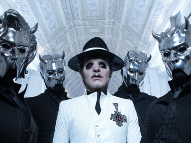 """Tobias Forge Credits Ghost's Distanced Approach To Social Media For Part Of Their Success: """"We Gave People Less!"""""""