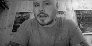 SOILWORK - Talk Swedish Album Title And Artwork In New Video Trailer