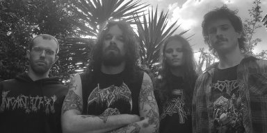 VILE APPARITION set release date for MEMENTO MORI debut, reveal first track