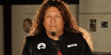 Testament's Chuck Billy Honored by California State for Positive Native American Influence