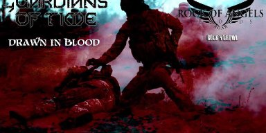 GUARDIANS OF TIME Release 'DRAWN IN BLOOD' LYRIC VIDEO