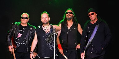 Legendary Spanish heavy metal band VIUDA NEGRA sign with FIGHTER RECORDS