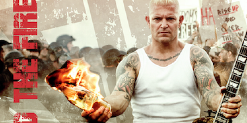 BILLYBIO'S (BIOHAZARD/POWERFLO) DEBUT SOLO ALBUM, 'FEED THE FIRE,' OUT TODAY