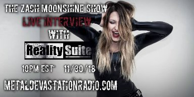 Reality Suite Joins The Zach Moonshine Show For A Q&A And We Play A Whole Pile Of New Shit!