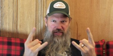 AMON AMARTH Vocalist JOHAN HEGG: 'It's The Mistakes That Make You Stronger, Not The Success'