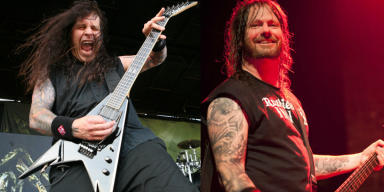 Ex-MACHINE HEAD Guitarist PHIL DEMMEL Replaces GARY HOLT In SLAYER For Remaining Dates Of European Tour!