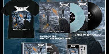 SHADOW KINGDOM RECORDS is proud to present SEAX's highly anticipated fourth album, Fallout Rituals, on CD, vinyl LP, and cassette tape formats.