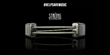 Strüng and The NAMM Foundation Fight to Save Music with Guitar String Bracelets