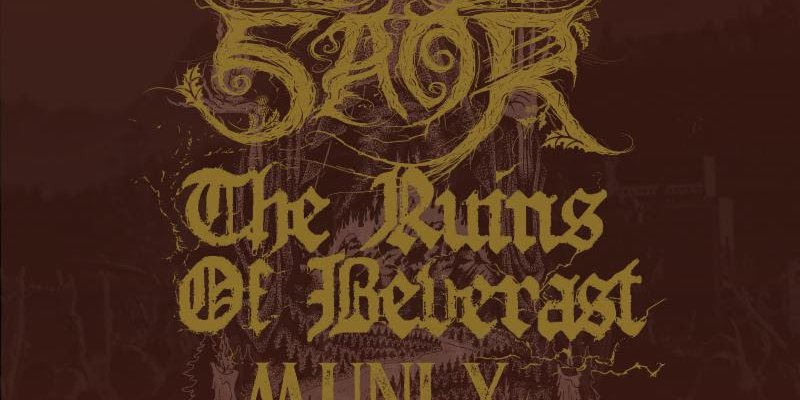 FIRE IN THE MOUNTAINS: Wyoming-Based Outdoor Metal Fest Announces First Three Bands For 2019 Gathering With The Ruins Of Beverast, Munly And The Lupercalians, And Saor