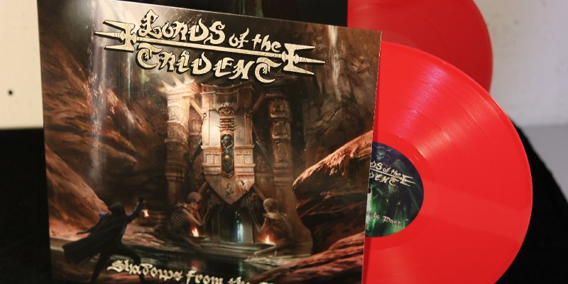"LORDS OF THE TRIDENT Announce Tour Dates w/ A SOUND OF THUNDER + New Music Video ""Death Dealer"""
