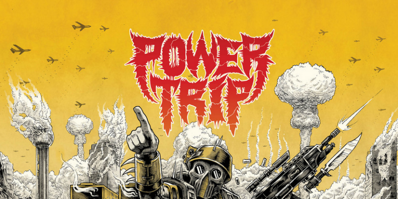 Following its digital release earlier this year, Dark Operative now presents the anxiously awaited vinyl version of POWER TRIP's Opening Fire: 2008-2014.