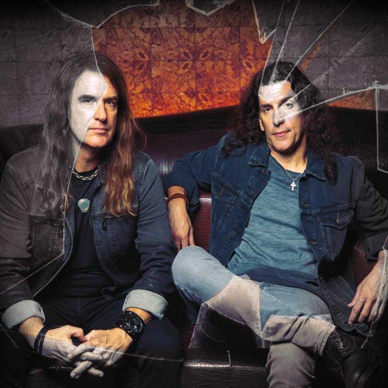 Altitudes & Attitude - David Ellefson (Megadeth) & Frank Bello (Anthrax) Stream New Song LATE, Album Available For Pre-Order