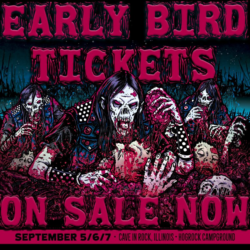 Full Terror Assault Open Air Tickets are ON SALE NOW