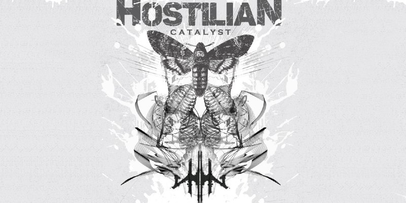 Experimental/ Groove Metallers HOSTILIAN release their first track off their EP- 'Catalyst'
