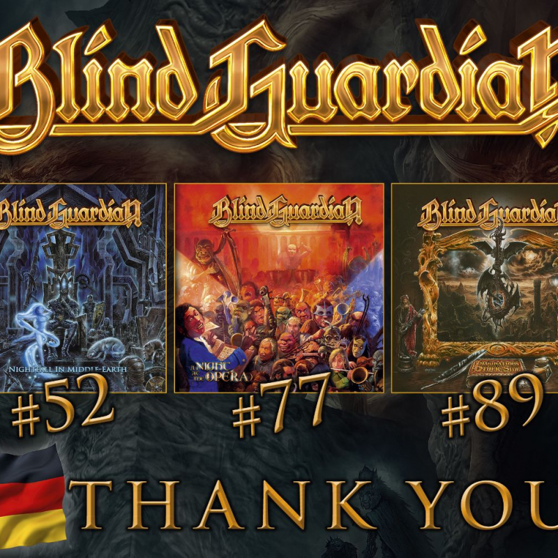 "BLIND GUARDIAN | Release First Documentary Trailer About ""A Night At The Opera"""