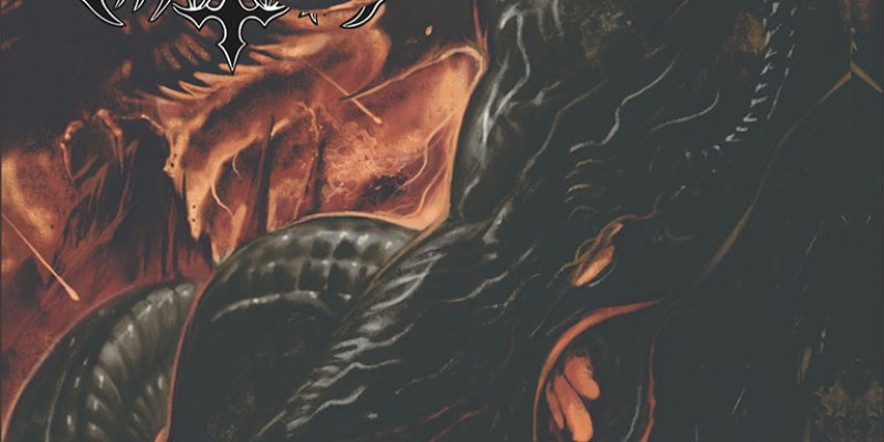 """KROMOTH """"Geodesic Beast"""" CD Digipack version is an evil manifestation of brutal death metal, in the vein of Latino american apocalyptic sound. This will be released in December 2018 through Mexican label Iron, Blood & Death Corp."""