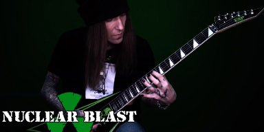 "CHILDREN OF BODOM Premiere ""Under Grass & Clover"" Guitar Play Through on Guitar World!"