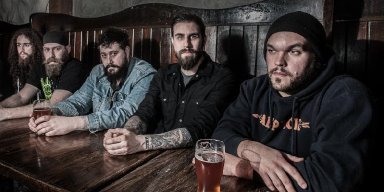 GYPSY CHIEF GOLIATH: Canadian Stoner Metal Outfit Signs With Kozmik Artifactz For February Release Of Masters Of Space And Time LP