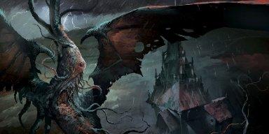 The Scythe Of Cosmic Chaos by Sulphur Aeon