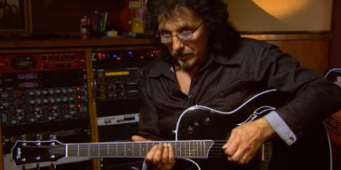 TONY IOMMI Is Remixing BLACK SABBATH's 'Forbidden' Album For 2019 Release!