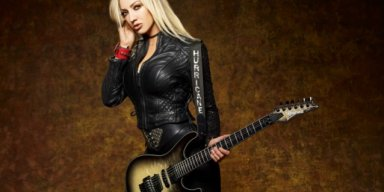 NITA STRAUSS Wants To Play With METALLICA!