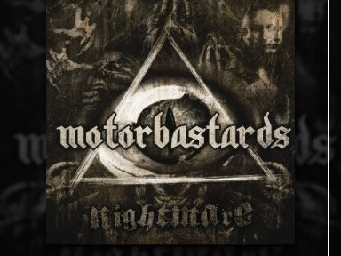 "MOTÖRBASTARDS: Listen to the single ""Nightmare"""