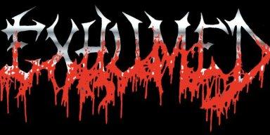 EXHUMED Enters Studio To Record New Album; European Tour Dates Announced