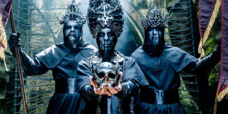 Video Premiere: BEHEMOTH's 'Ecclesia Diabolica Catholica' Watch It Here!