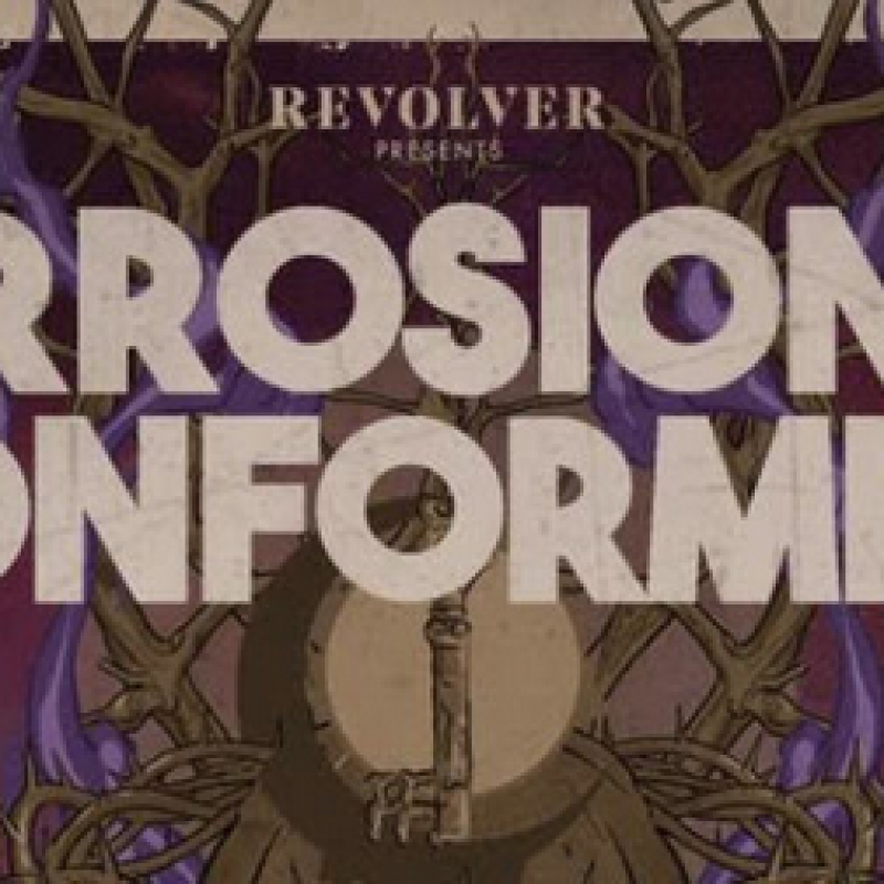 CORROSION OF CONFORMITY To Kick Off North American Headlining Tour This Weekend With Support From Crowbar, Weedeater, The Obsessed, And Mothership