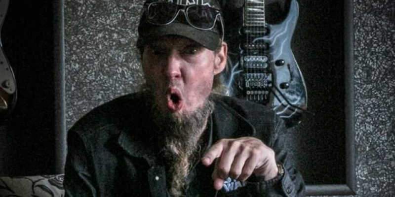Watch Warrel Dane Record 'End This Life'
