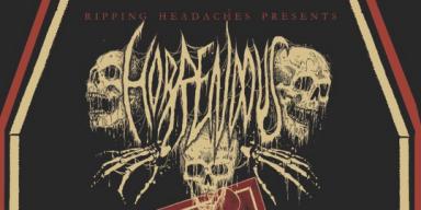 HORRENDOUS: Progressive Death Metal Unit Announces April Shows With Of Feather And Bone