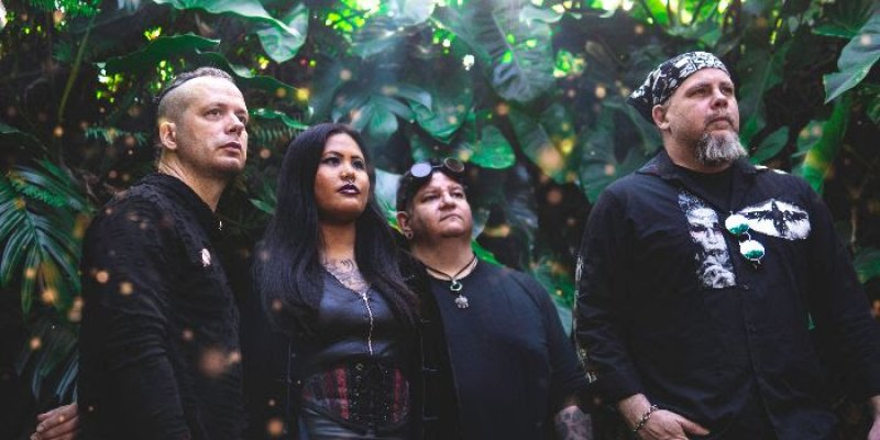 "Auditory Armory premiere cover video for Type O Negative's ""Love You To Death"""