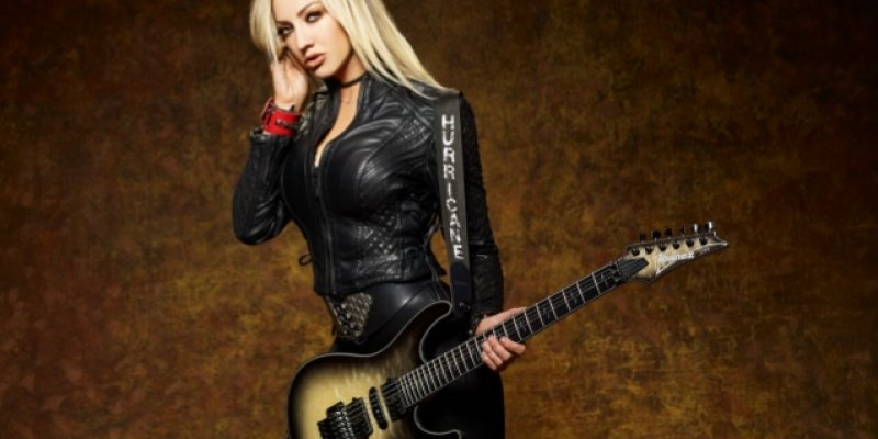 NITA STRAUSS: 'It's Nice To Blow People's Minds When They Think You're Not Gonna Be Any Good'
