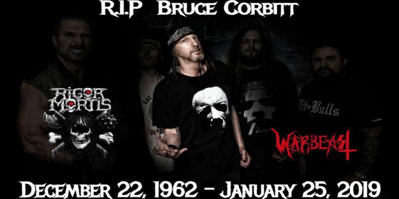 RIP Bruce Corbitt Dead At 56
