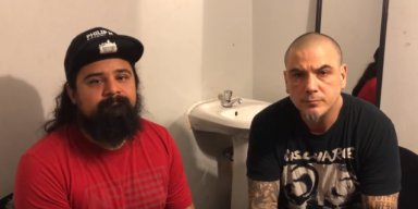 PHILIP ANSELMO Pays Tribute To Fallen WARBEAST Singer BRUCE CORBITT In New Video Posted!