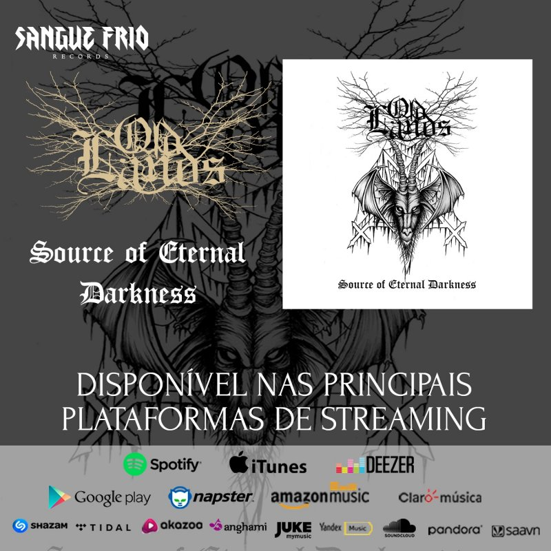 "OLDLANDS: ""Source of Eternal Darkness"" Now Available on Top Digital Platforms, Listen Now!"