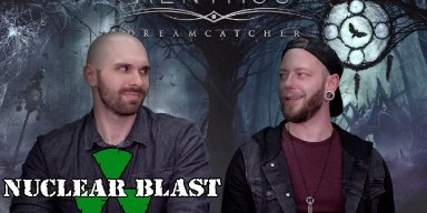 AENIMUS Discuss The Horror Behind Dreamcatcher + Announce US Dates