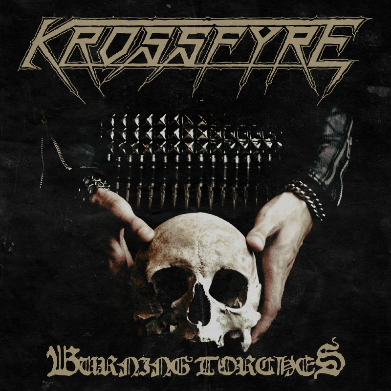 KROSSFYRE reveal first track from HELLS HEADBANGERS